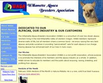 Willamette Alpaca Breeders Association
